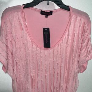 New! Pink Annabelle Blouse